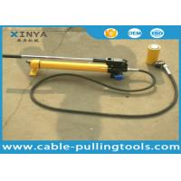700 Bar Hand Operated Portable Hydraulic Oil Pump for sale