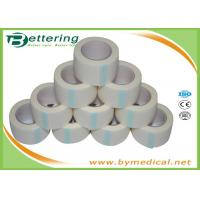 China Non Woven Adhesive Plaster Tape Roll , Micropore Paper Tape For Fixing Latex Free on sale