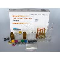 Hot sale 1900mg GSH DOXMA (Glutathione) injection for skin whitening with good effect and low price