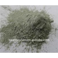 Buy cheap Green silicon carbide powder 240# from wholesalers