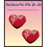 Wholesale Heart Shaped Tin For Valentine from china suppliers