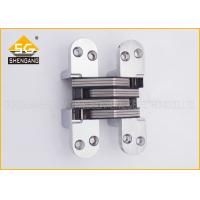 Wholesale Soss Concealed Internal Door Hinges , Wood Swing Door Hinges Hardware from china suppliers