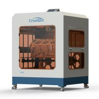 Three Dimensional Plate Type Large 3D Printer With Color Touch Screen
