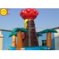 Best 0.55mm PVC Inflatable Sports Games Advertising Rocking Wall for Kids and Adults wholesale
