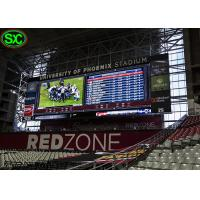 Wholesale P12 HD Digital Sport Live Led Stadium Display With Soft Protected Mask from china suppliers
