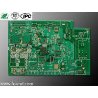 China FR4 PCB Board quick turn pcb assembly Rogers 4003C 8 layer pcb on sale