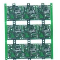 Wholesale HDI FR4 Single Side PCB Boards, HASL Lead- free Printed Circuit Board Fabrication from china suppliers
