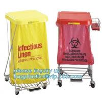 Wholesale Heavy Duty Large Yellow Medical Waste Biohazard Hospital, Medical Biohazard Autoclave Bags, Biological And Medical, pac from china suppliers
