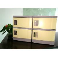 Wholesale 180*310*460  ABS Cell Phone Charging Locker With Four Code Lock For Secret Place from china suppliers