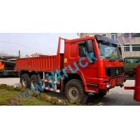Wholesale Cargo Truck/All Terrain Vehicle-HOWO 6*6 371PS from china suppliers