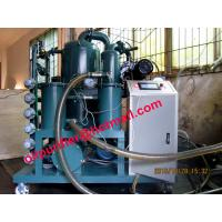 Switch Oil Treatment Plant with canopy,Vacuum Oil Purification, oil purifier System for reconditioning insulating oils for sale