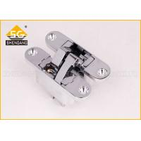 Wholesale Furniture Hardware 180 Degree Door Adjustable Three Way Hinge For Kitchen Cabinets from china suppliers