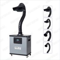 Durable 99.97% Solder Fume Extractor , F6001d Portable Fume Collector
