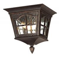 Aluminum Brown Classic Outdoor Pendant Lighting 250V IP 44 Hanging Lamp for sale