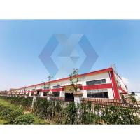 China 100sqm-10000sqm Steel Structure Hangar/Warehouse for sale