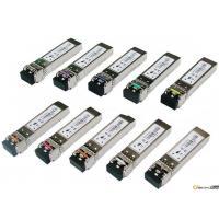 China CWDM-SFP10G-xxxx CISCO Compatible CWDM 1470nm-1610nm SFP+ Optical Transceiver for sale