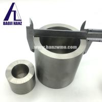 China Saphier growth use pure niobium crucible which will not bad for sale on sale