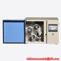 China High Throughput Planetary Ball Mill with 16 Channel SS Milling Jars (10ml/channel) - MSK-SFM-13S on sale