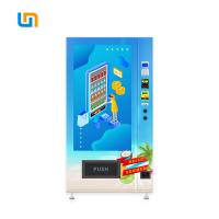China Easy Control Cold Food Vending Machines , Durable Cold Beverage Vending Machine on sale