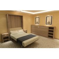 China Queen Size Hidden Foldable Modern Wall Bed For Hotel And Apartment Furniture on sale