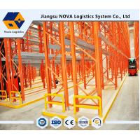 Buy cheap Customized Loading Capacity Heavy Duty Pallet Racking Steel Storage Racks from wholesalers
