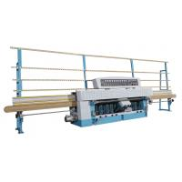 Wholesale 10 Spindles Laminated Glass Edging Machine with 45 Angle Range,Glass Straight Line Glass Edging Machine from china suppliers