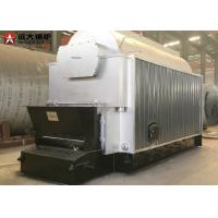 Wholesale 10 Tph Wood Chips Fired Steam Boiler , Wood Pellet Boiler For Paper Process Industry from china suppliers