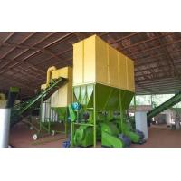 Best Cow dung, sheep manure as materials to make organic fertilizer pellets production line wholesale