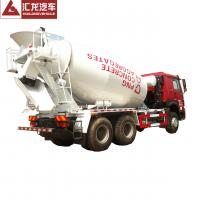 China 10cbm Capacity Volume Concrete Mixer Truck HOWO 6x4 Sinotruk Cement Mixer Truck for sale