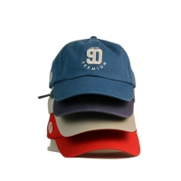 Wholesale Bsci 3d Embroidery Custom Baseball Cap Embroidered Baseball Cap Hat With Custom Logo Metal Buckle Debossed from china suppliers