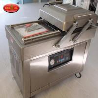 Buy cheap DZ600/2C Double Chamber Vacuum Packer For Food from wholesalers