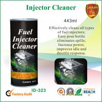 443ml car cleaning chemicals , cap and seal fuel injector cleaner
