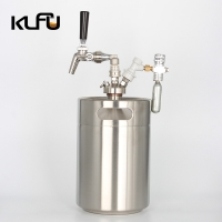 Wholesale Size 18*18*29cm 5L Nitrogen Coffee Device With Pressure Regulating Valve from china suppliers