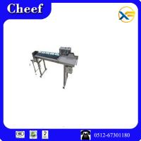 Wholesale printing equipment of high speed separator combine with inkjet coder from china suppliers