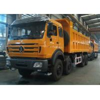 Wholesale North Benz Dump Truck 8x4 NG80 12 Wheelers Tipping Truck 40-50 Tons Loading from china suppliers