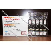 Hot sale 600mg Glutathione injection for skin whitening with high qulity and low price