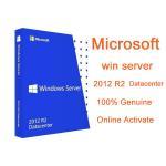 China Lifetime Activation Windows Server 2012 R2 Datacenter License Key Download Link for sale