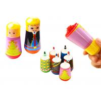 Wholesale Liquid Multi Color Highlighter Pen With Stamp For Kids from china suppliers