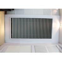 Wholesale Sunlight Blocking Aluminum Sun Shade System , Building Decoration Material from china suppliers