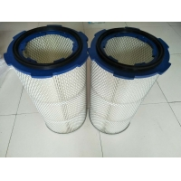 Wholesale 660 Mm Spare Air Dust Cartridge Filter 325 Mm Outer Diameter Panel Filter from china suppliers