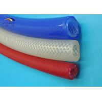 Wholesale Silicon Rubber Reinforced Tube for Food and Beverage Handling / Bottle / Thermal Protection from china suppliers