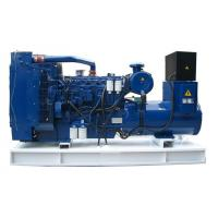 China 3 Phase Rating Perkins Engine Generator , 1500 RPM , 4016TWG2 on sale