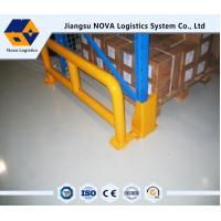 Industrial Powder Coating Selective Pallet Racking System For Warehouse Storage