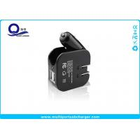 Dual USB Car Wall Charger Socket Adaptor , Multi Port Usb Charger For Car