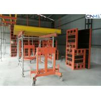 Customized Slab Formwork Systems For Transporting Table Formwork