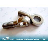 Zinc Plating Titanium Precision Parts , Medical Customized Titanium Screws