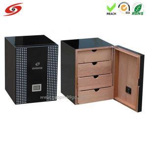 Cigar wooden cabinet (High quality) / Cigar wooden customzie / Cigar wooden box / Wooden box design