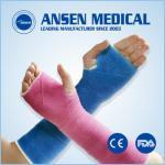 China Ansen Medical Waterproof Orthopedic Fiberglass Casting Tape for sale