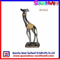 Wholesale Polyresin Giraffe Statues from china suppliers