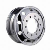 Wholesale Truck Wheel, Lightweight and Saves Energy, Customized Specifications are Welcome from china suppliers